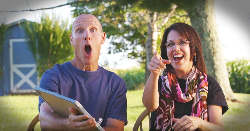 Baby Announcement Gets The Greatest Reactions