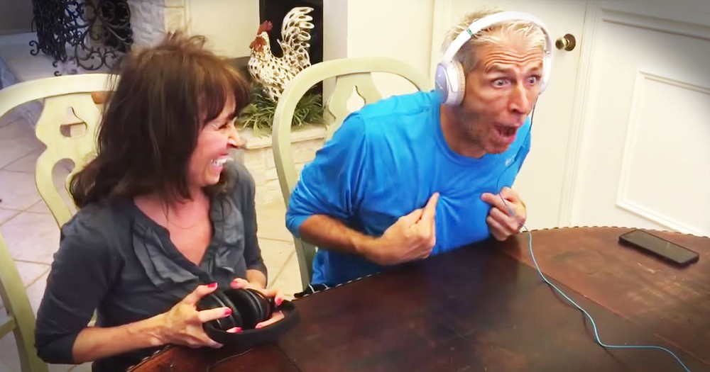 Lip Reading Game Turns Into Hilarious Baby Announcement