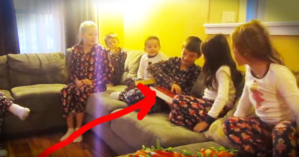Christmas Adoption Surprise Is The Greatest Gift Of All