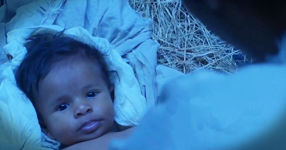 Hearing The Story Of Jesus' Birth Like THIS Is Powerful!