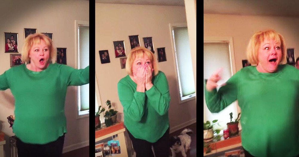 This Grandma Just Got The Surprise Of A Lifetime