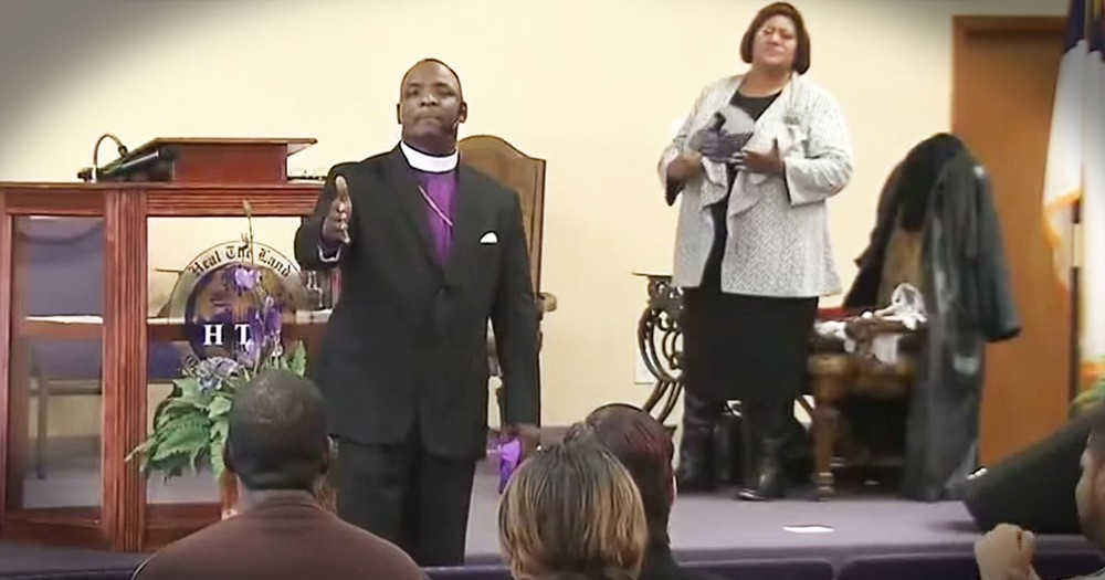 The Pastor Took His Gun But God Changed His Heart...WHOA