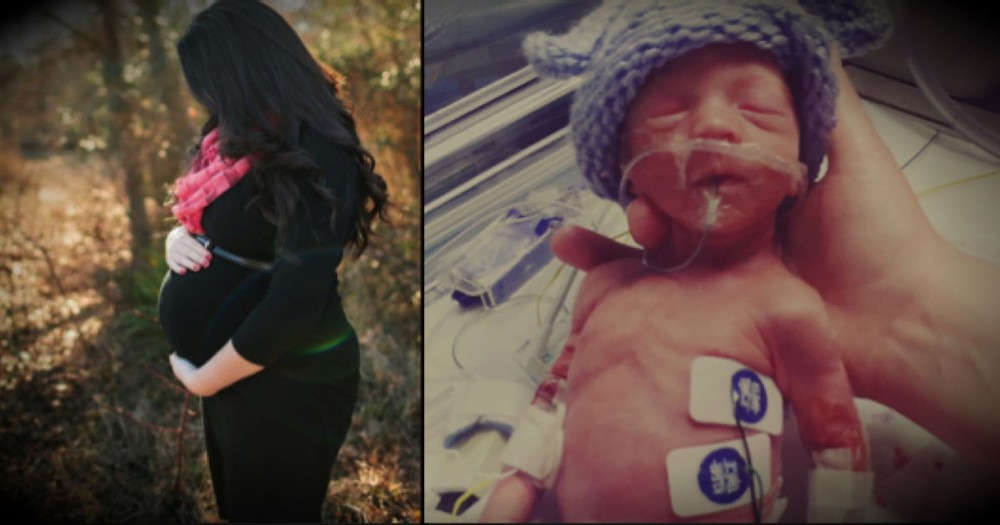 She Put Her Trust In God and Refused To Abort Her 'Disabled' Son!