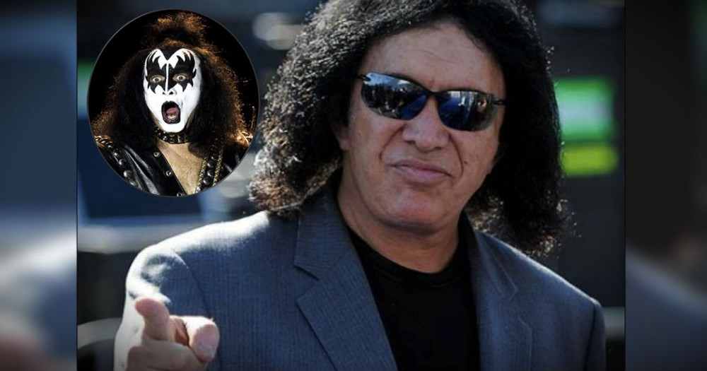 Rock Legend Gene Simmons Is Standing Up For Christians!