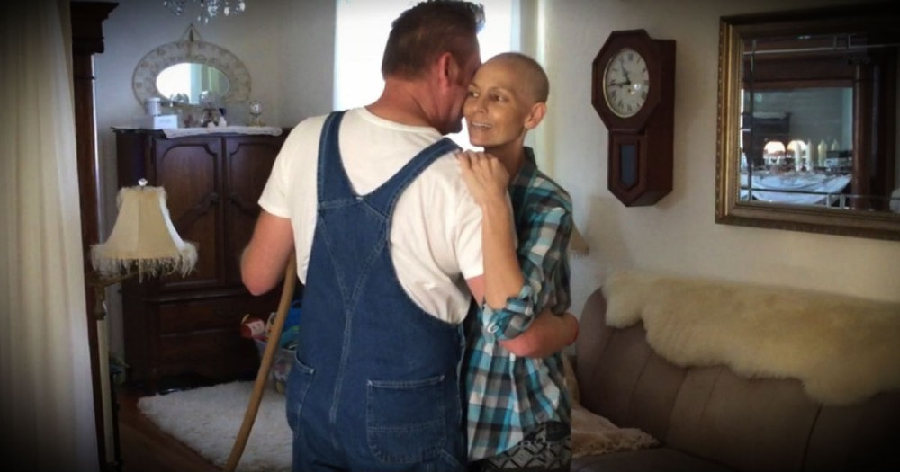 Rory's Devotion To Joey Through Her Cancer Battle Is Beyond Inspiring!