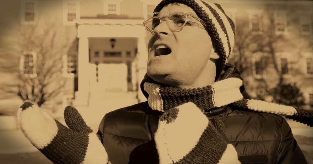 Principal's Snow Day Song Parody Is Hilarious Fun!