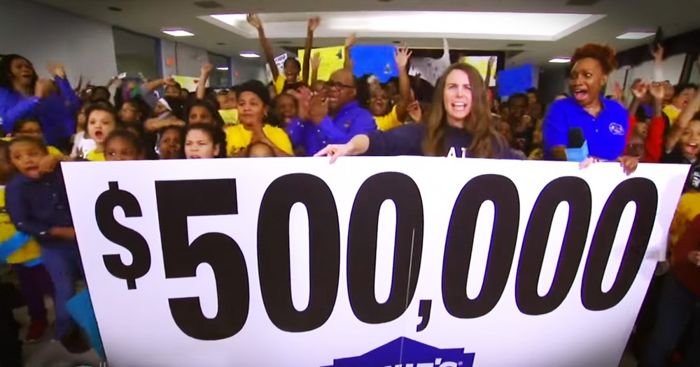 Struggling School Gets An Incredible Surprise