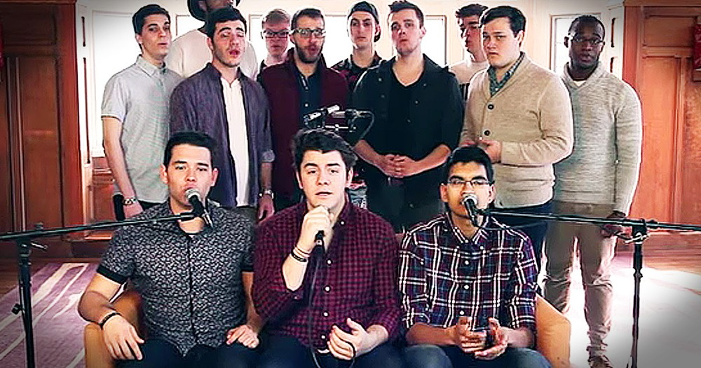 A Cappella 'Make You Feel My Love' Is Powerful