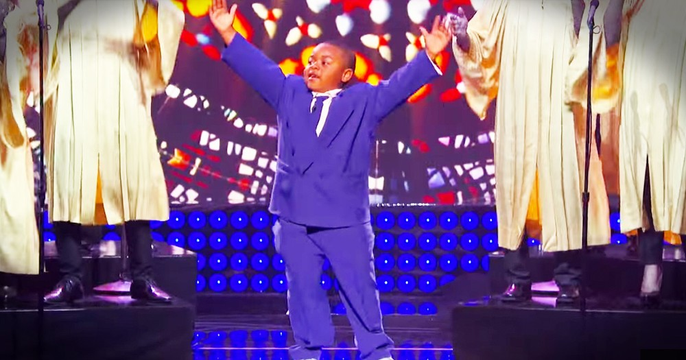 6-year-old Choir Director Will Make Your Day