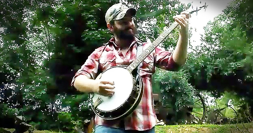 This Banjo Hymn Will Touch Your Heart