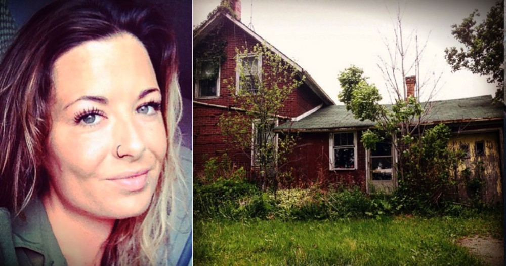 A Trip Into An Abandoned House Changed Her Life...TEARS!