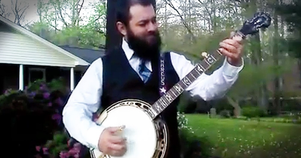 Banjo Bluegrass Gospel Will Leave You Worshipping
