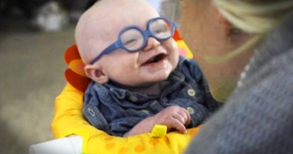 Baby Boy Seeing His Mom For The First Time Is Too Sweet