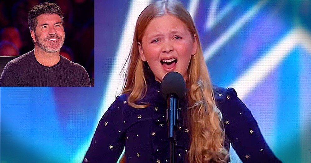 Young Girl's 'Defying Gravity' Audition Stuns Judges