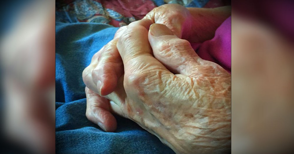 What She Says About Her Grandma's 'Old' Hands Had Me In Tears!