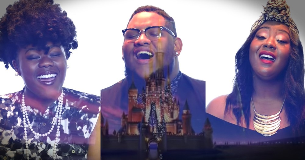 A Cappella Disney Medley Makes You Feel Like A Kid Again