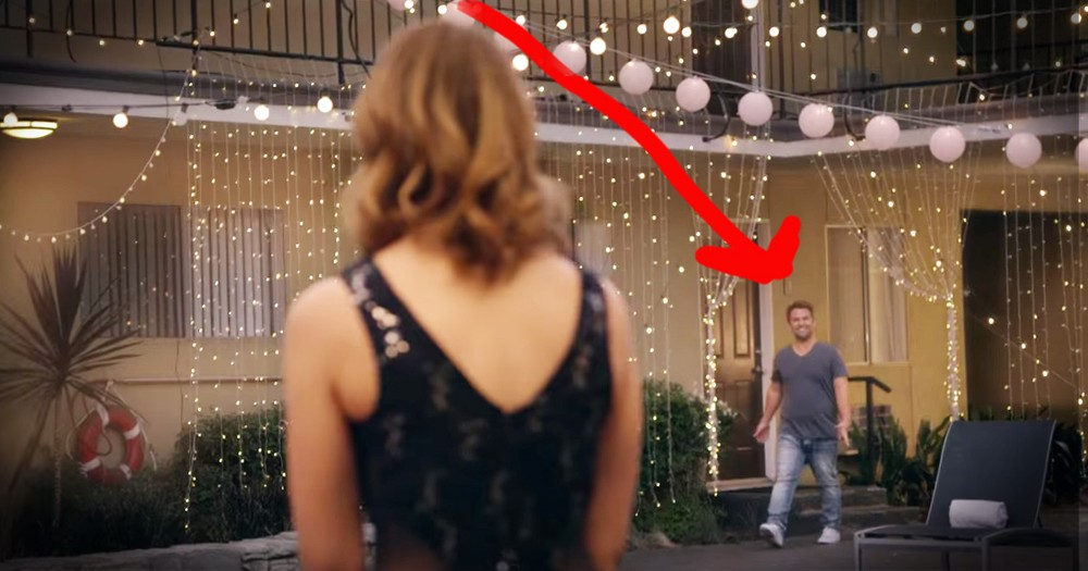 Proposal's Surprise Twist Will Make You Smile