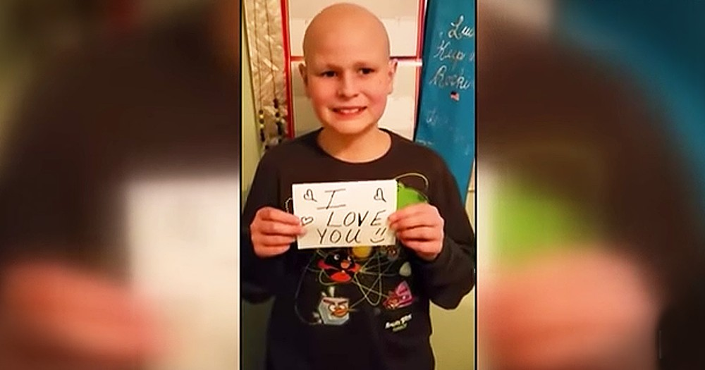 Adorable Best Friends Fighting Cancer Will Melt Your Heart