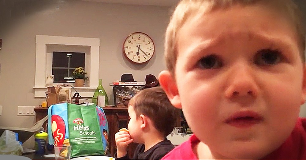 Little Boy Doesn't Want To Get Married For Funniest Reason