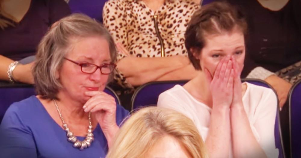Mother-Daughter Survivors Get The Most Amazing Surprise