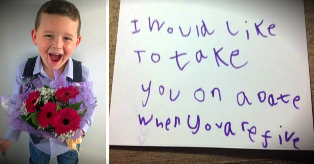 A 5-Year-Old Boy Saved All His Birthday Money To Do THIS!