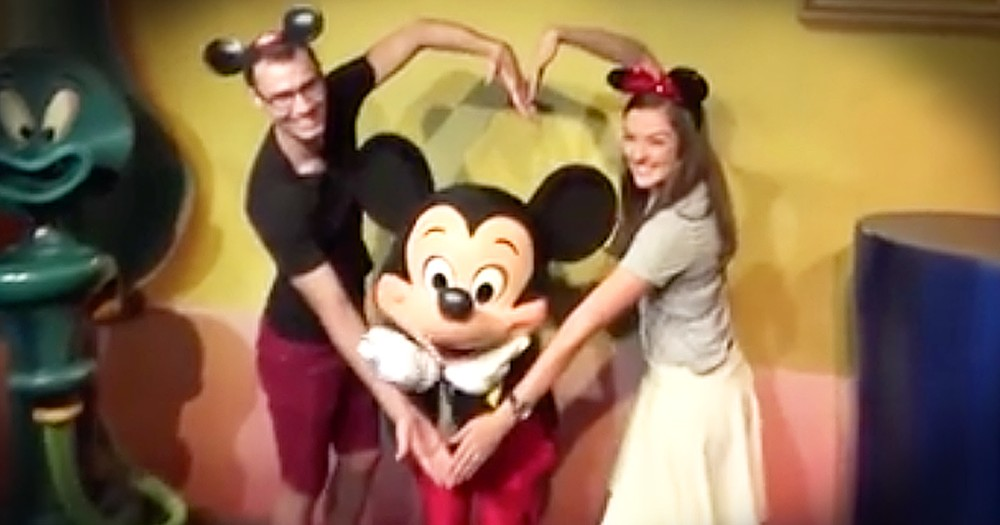 Happiest Place On Earth Proposal Made My Day
