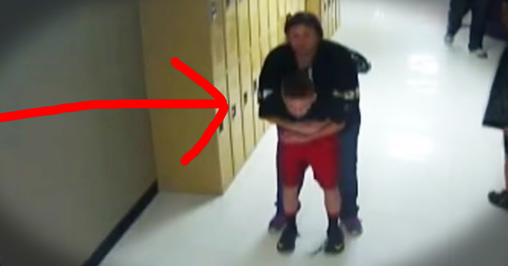 Teacher Heroically Saves Choking Student