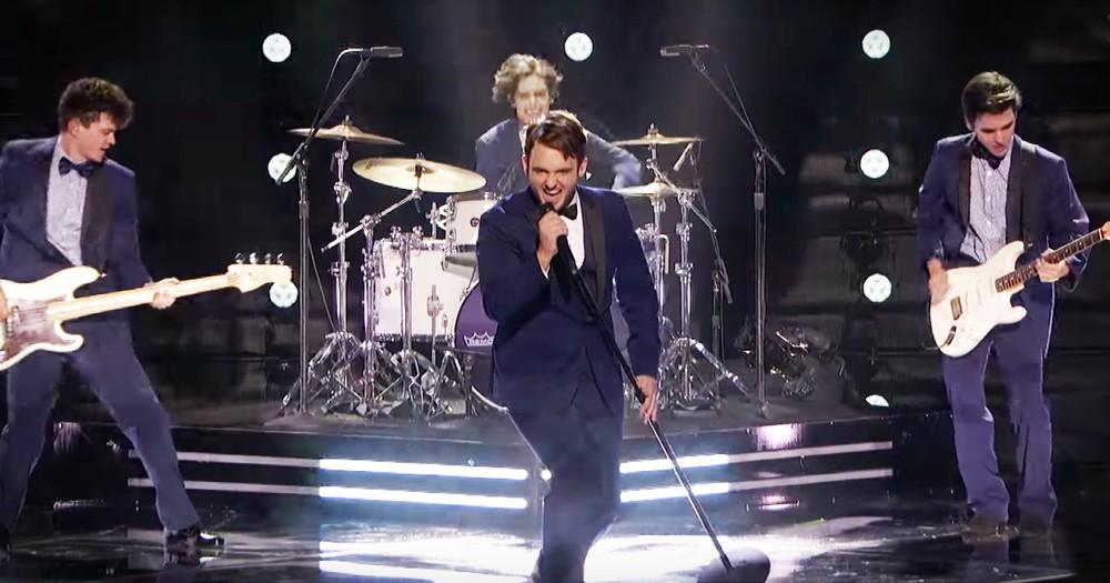 Teen Crooner's Joyful Performance Left My Toes Tapping