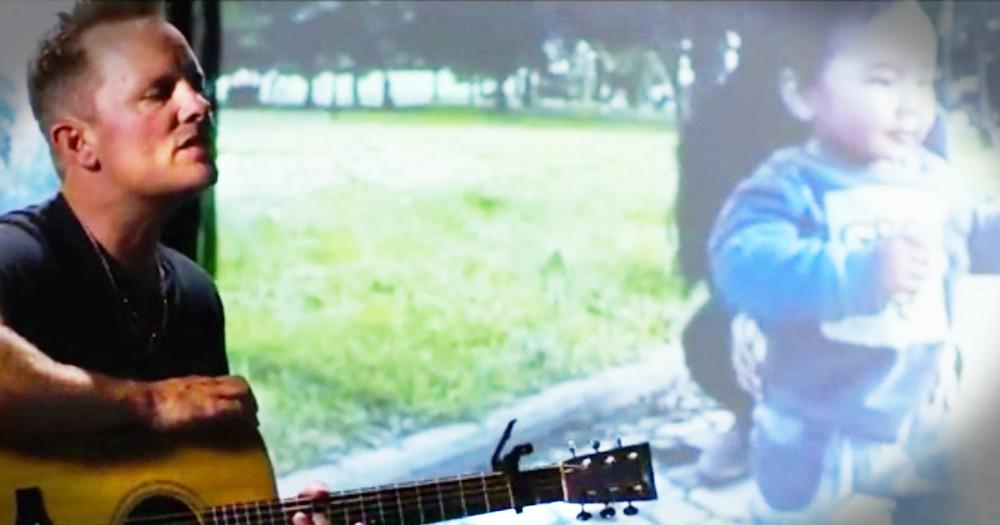 Chris Tomlin's New Video 'Jesus' Is Soooo Good!
