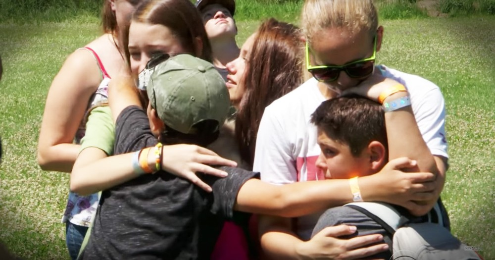 Children Of Fallen Soldiers Find Healing And Friendship At Camp