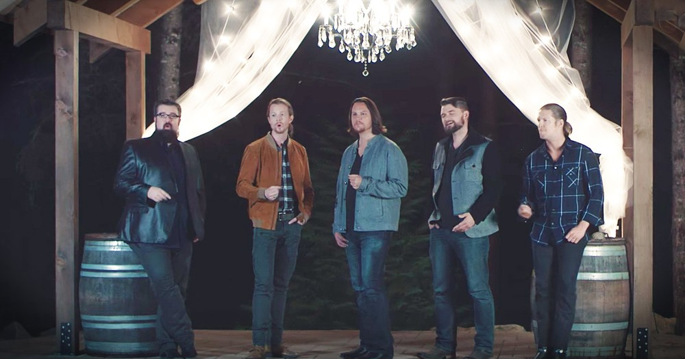 This Country Love Song Just Got An Aca-Awesome Makeover