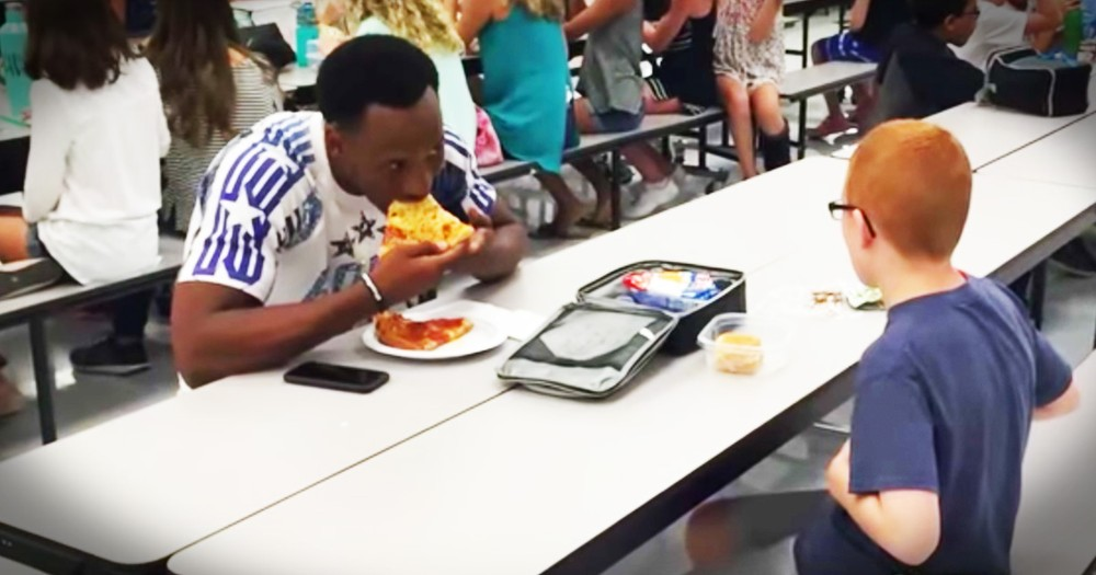 Boy With Autism Gets Big Surprise From A Superstar Who Showed Him The Kindness He Deserves