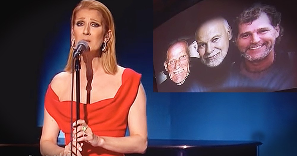 Celine Dion Sings Emotional New Song 'Recovering' In Honor Of Late Husband