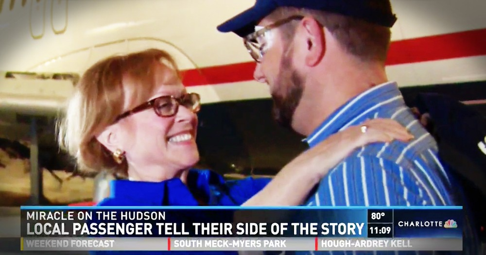 Miracle On The Hudson Survivors Share Their Real Stories After Seeing 'Sully'