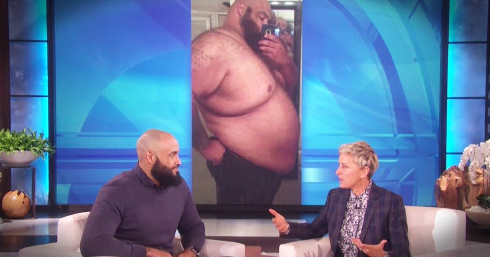 Walking To Walmart 3 Times A Day Helped This Amazing Man Lose 300 Pounds