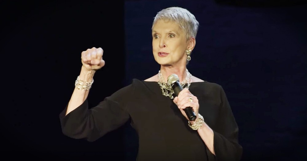 Jeanne Robertson Has Hilarious Advice About Trick Or Treating