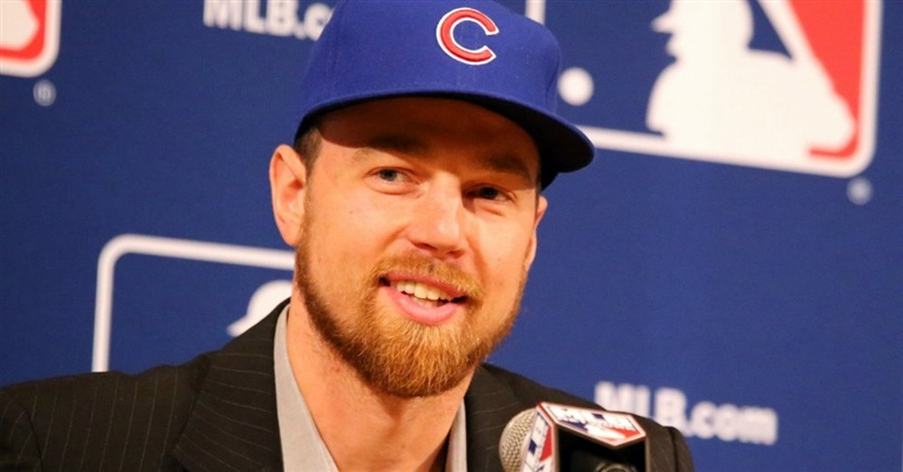 Chicago Cubs Ben Zobrist Shares Christian Faith: 'We All Need Christ'