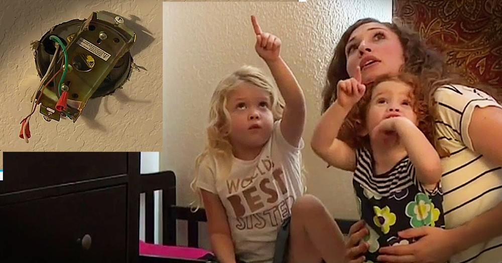 4-Year-Old Saves Family After Seeing Smoke In Her Room
