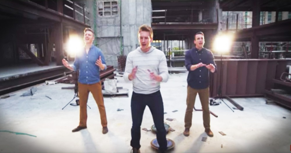 Powerful New Song 'Barricade' Is The Encouragement Anyone Struggling Needs