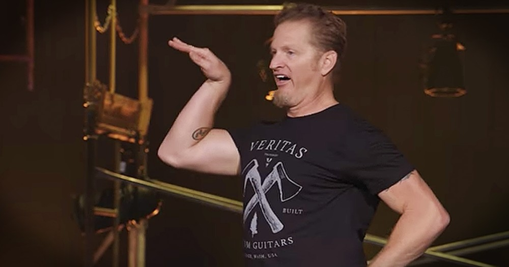 Christian Comedian Tim Hawkins On Hilarious Phrases That All Mom's Say