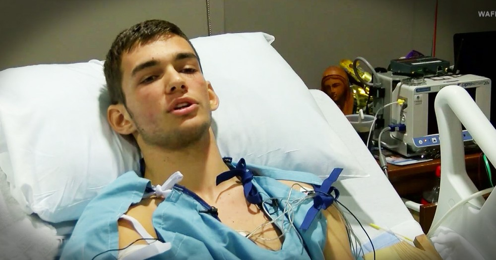 High School Student Shot Twice And Run Over Helping A Dying Woman
