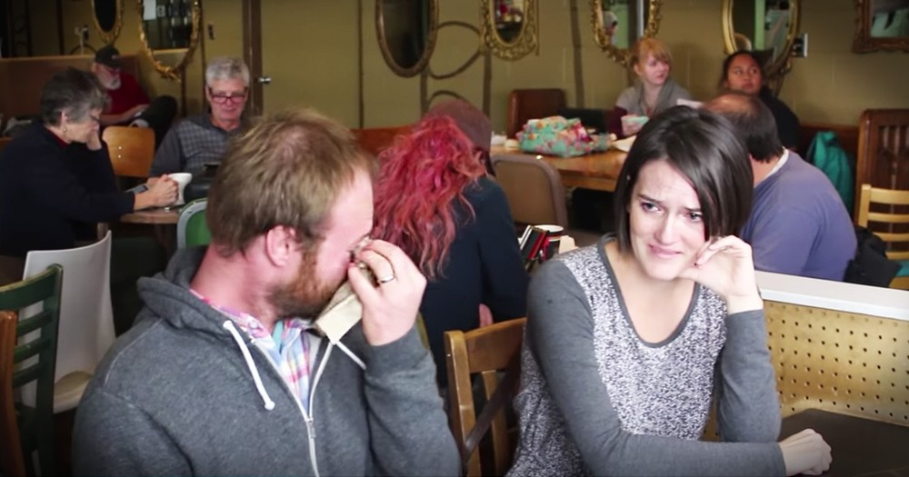 Mom Battling Cancer Gets A $13,000 Flash Mob Surprise