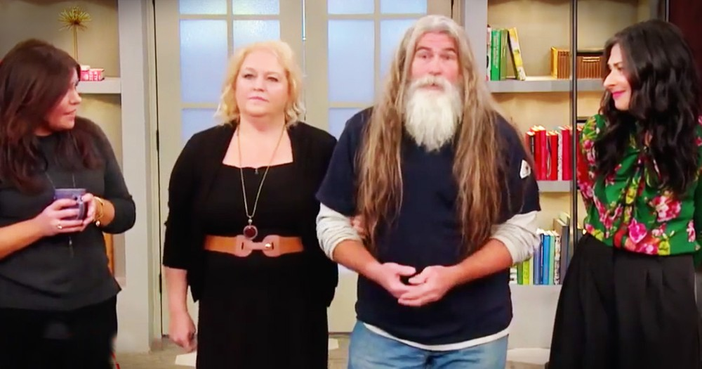 When Mom Dies, Son Refuses To Cut His Hair For Years Until This Very Moment