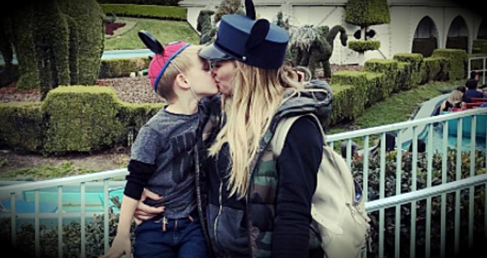 Hilary Duff's Response On Being Mommy-Shamed For Kissing Her Son