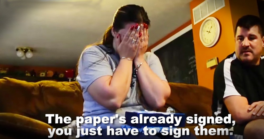 Girl Asks Her Stepmom To Officially Adopt Her And Everyone Is Sobbing