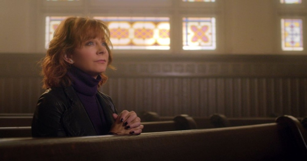 Reba McEntire Inspires With 'Back To God'