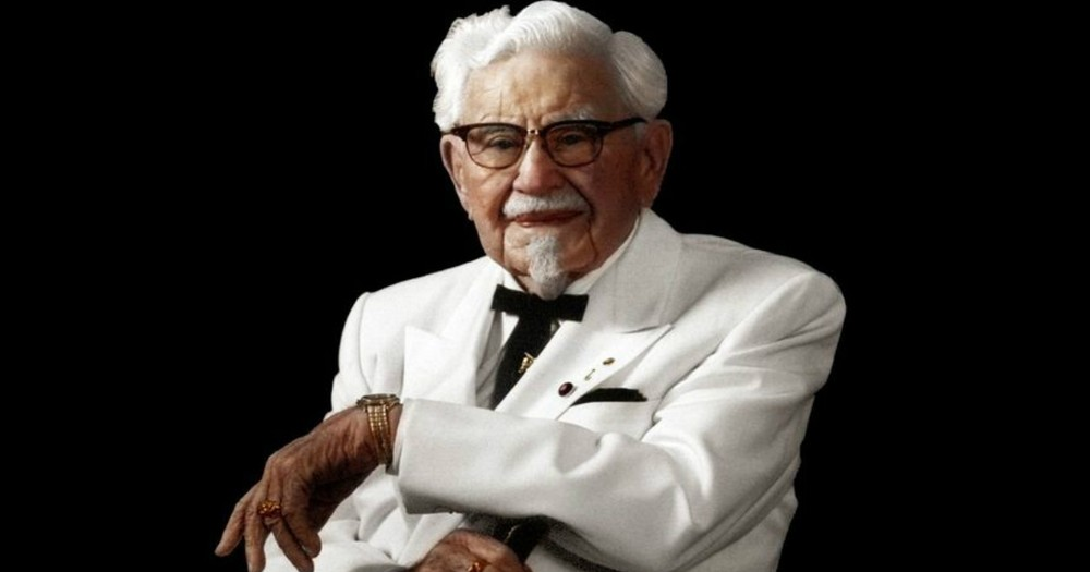 The Facts About KFC Founder Colonel Sanders' Faith In God