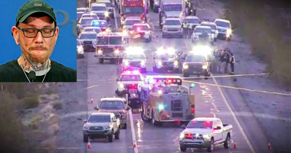God Sends Help Just In Time For Trooper Nearly Beaten To Death