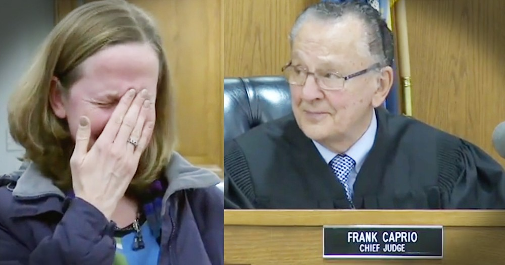 This Judge's Response To A Ridiculous Ticket Is Cracking Everybody Up