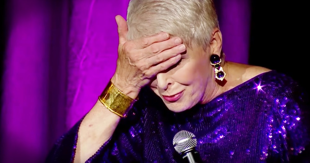 Jeanne Robertson Knows You Don't Mess With Rivalries Or The Governor's Wife